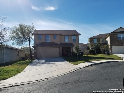 Single Family Home For Sale: 6414 Fall Meadows
