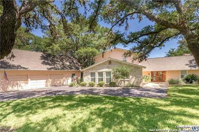 San Antonio Single Family Home For Sale: 505 El Portal Dr