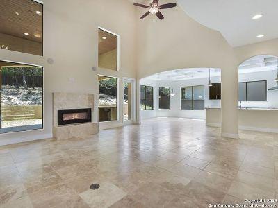 San Antonio Single Family Home For Sale: 23438 Canyon Bridge