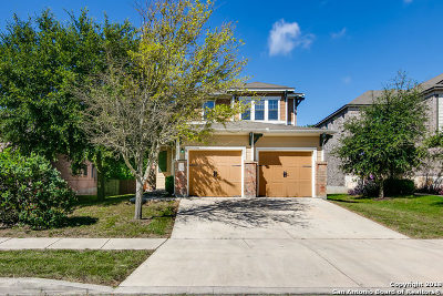 Boerne Single Family Home Price Change: 256 Horse Hill