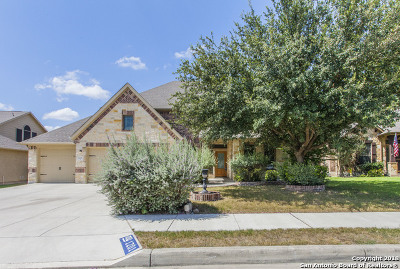 Schertz Single Family Home Price Change: 1201 Gwendolyn Way