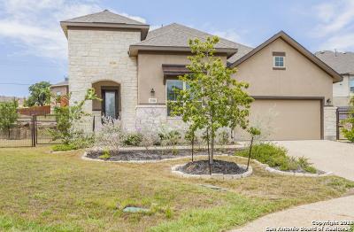 Bulverde Single Family Home For Sale: 3750 Tumeric Cv