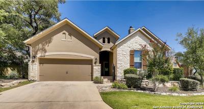 San Antonio Single Family Home Price Change: 4603 Amorosa Way