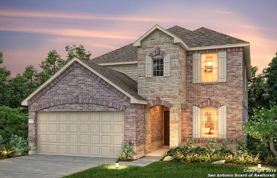 Bexar County Single Family Home Price Change: 1434 Polydora