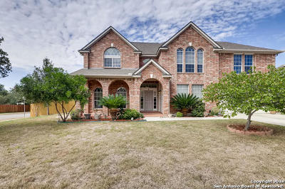 Guadalupe County Single Family Home For Sale: 200 Green Brook Pl