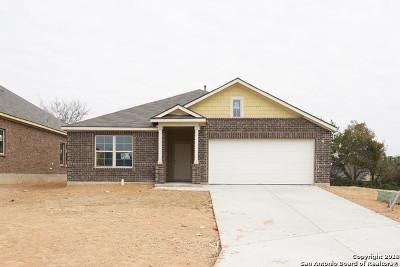 San Antonio Single Family Home Back on Market: 16307 Amistad Pass