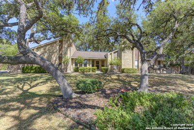 Comal County Single Family Home For Sale: 9609 Meadow Rue