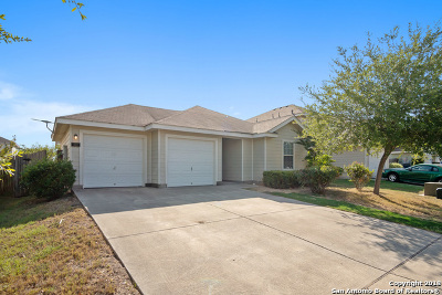 New Braunfels Single Family Home For Sale: 531 Red Robin Dr