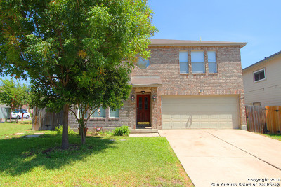 San Antonio Single Family Home For Sale: 10647 Cavelier Pt