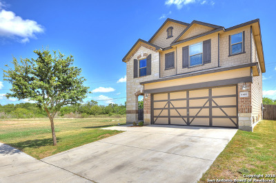 Single Family Home For Sale: 4411 Wrangler View