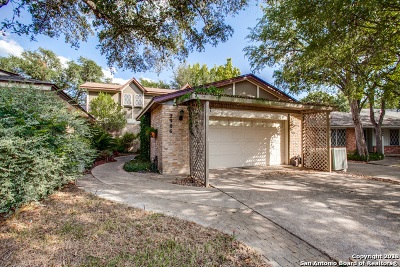San Antonio Single Family Home For Sale: 2906 Whisper View St