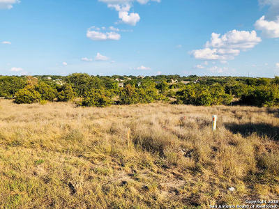 New Braunfels Residential Lots & Land For Sale: Lot 955 Zinfandel