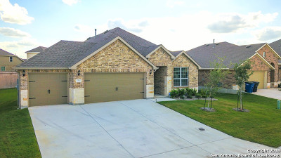 Guadalupe County Single Family Home For Sale: 2762 Ridgeforest