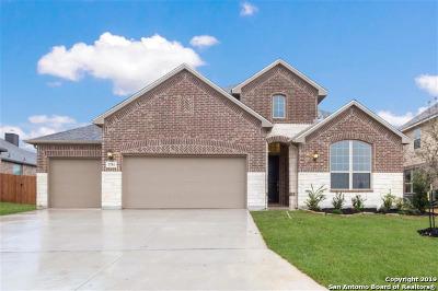 Bulverde Single Family Home Price Change: 3781 Lariat Drive