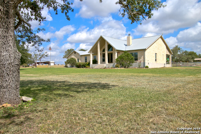 Seguin Single Family Home For Sale: 2419 Eden Rd