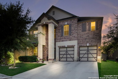Boerne Single Family Home For Sale: 108 Prairie Falcon