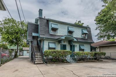 Multi Family Home For Sale: 818 Ogden St