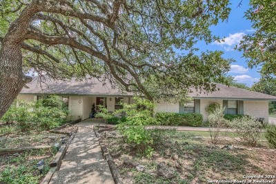 San Antonio Single Family Home Back on Market: 8432 Deerview Ln