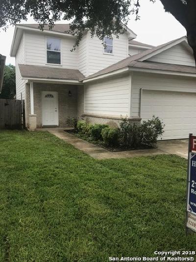 San Antonio TX Single Family Home Back on Market: $198,500