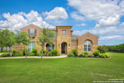 Helotes Single Family Home Price Change: 13102 Trotting Path
