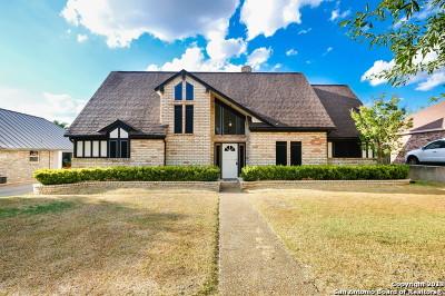 Schertz Single Family Home For Sale: 3429 Foxbriar Ln