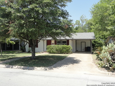 Travis County Single Family Home For Sale: 7910 Burrell Dr