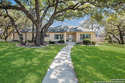 Boerne TX Single Family Home Sold: $287,500