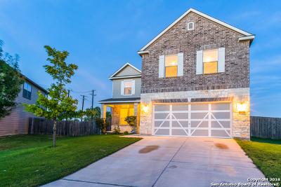 Bexar County Single Family Home Active Option: 7750 Robert Mondavi