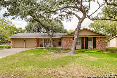 Seguin Single Family Home For Sale: 1430 Canary Ln