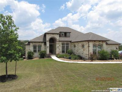 Comal County Single Family Home For Sale: 914 Santa Cruz
