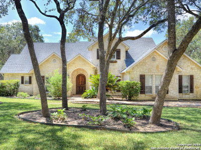 Boerne Single Family Home For Sale: 8250 Liberty Park