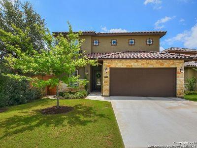 San Antonio Single Family Home For Sale: 20114 Bella Glade