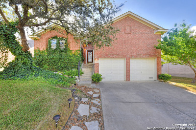 San Antonio Single Family Home Price Change: 21114 El Suelo Bueno
