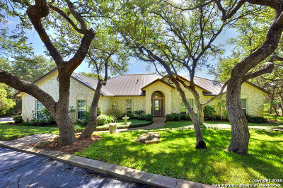 Boerne Single Family Home For Sale: 9854 Dos Cerros Loop E