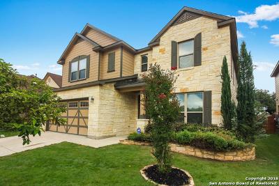 San Antonio Single Family Home Active Option: 7710 Robert Mondavi