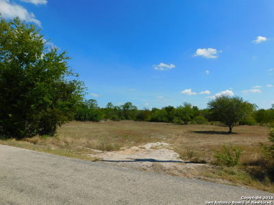 Guadalupe County Residential Lots & Land Active Option: 862 Wetz Rd