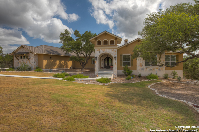 New Braunfels Single Family Home For Sale: 1362 Merlot