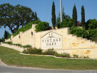 New Braunfels Residential Lots & Land For Sale: (Lot 1787) Curvatura