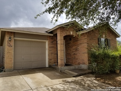New Braunfels Single Family Home For Sale: 3959 Cherokee Blvd