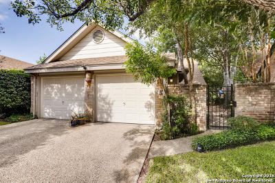 San Antonio Single Family Home Back on Market: 16 Courtside Circle