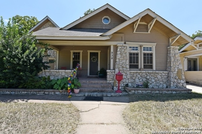 Single Family Home For Sale: 938 W Gramercy Pl