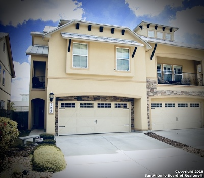 Heights At Stone Oak Single Family Home For Sale: 23826 Stately Oaks
