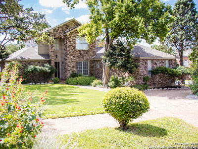 Single Family Home For Sale: 8614 Braun Hill Dr