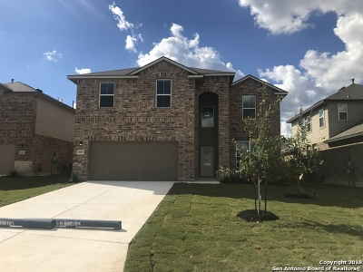 San Antonio TX Single Family Home For Sale: $253,000