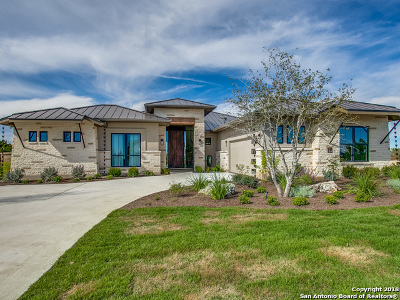 Boerne Single Family Home For Sale: 40 Miraposa Parkway