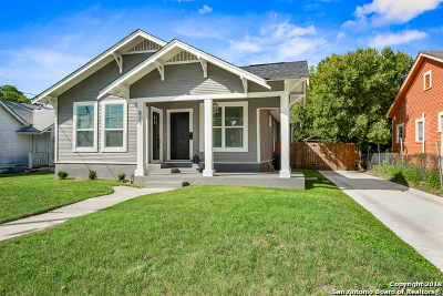 Single Family Home For Sale: 823 W Hollywood Ave