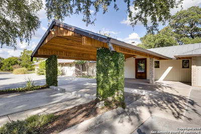 Boerne Single Family Home For Sale: 35 Old Fredericksburg Road