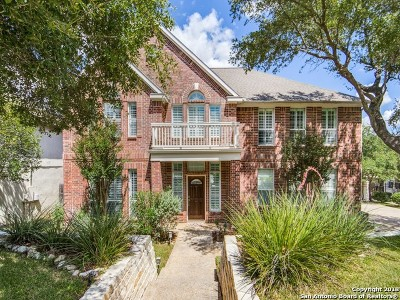 Heights At Stone Oak Single Family Home Price Change: 25814 Peregrine Ridge
