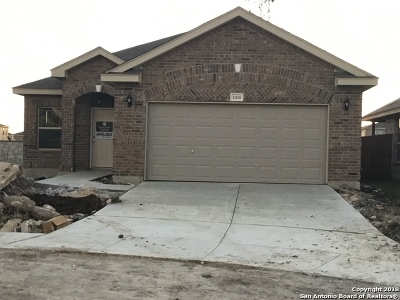 Helotes Single Family Home For Sale: 11810 Bricewood Pass
