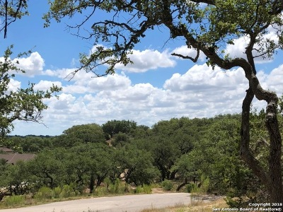 New Braunfels Residential Lots & Land For Sale: 1977 (Lot 1285) Bleganza